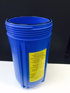 Seals for blue filter housing - WaterGuard and Filtermate