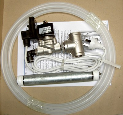 Hot Flush Kit for WaterGuard Platinum and Gold series