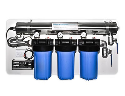 WaterGuard Gold Residential System