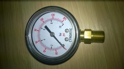Cynortic / Filtermate Pressure Gauge